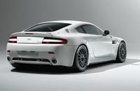 Aston-martin Exhaust system