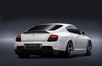 Bentley Exhaust system