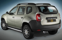 Dacia Exhaust system