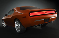 Dodge Exhaust system