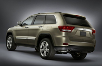 Jeep Exhaust system