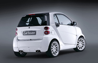 Smart-car Exhaust system